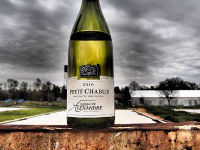 Wine of the Month: Domaine Alexandre Petit Chablis