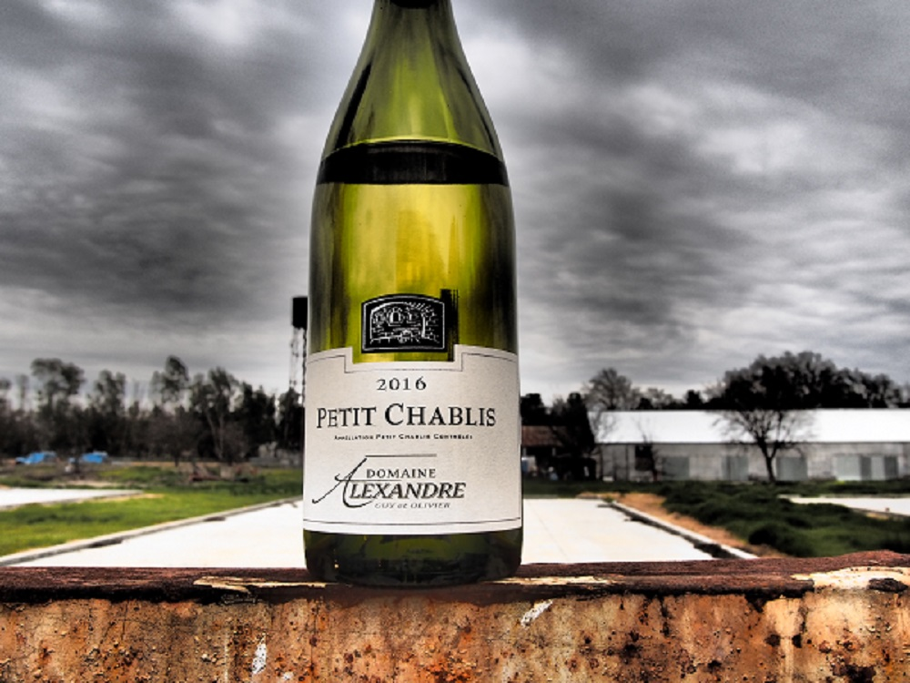 Wine of the Month: Domaine Alexandre Petit Chablis