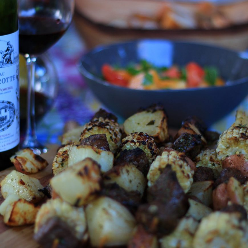 Wine Pairing for the World Cup: France v. Peru June 21st!