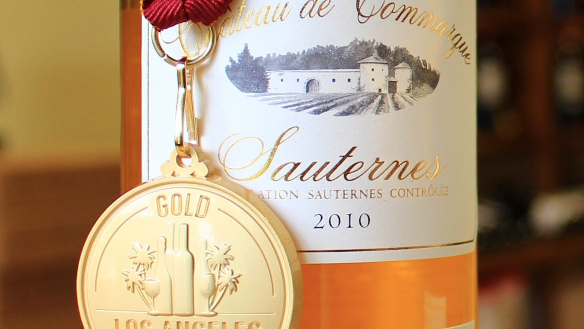 Do you want to take your holiday dinner to the next level? Serve Sauternes